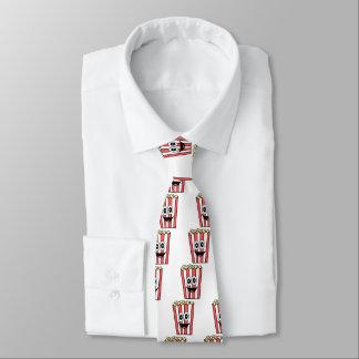 Cravates sourire de maïs éclaté