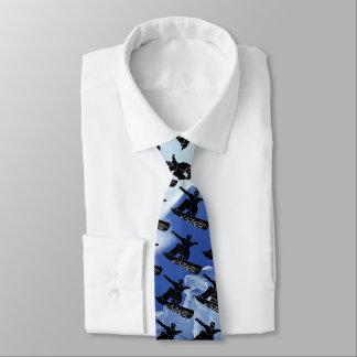 Cravates surfeur