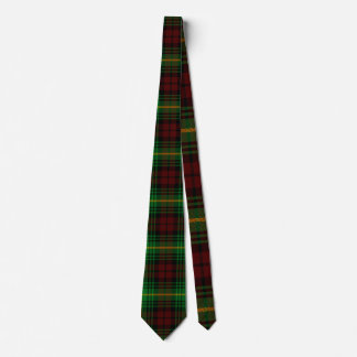 Cravates Tartan de Martin de clan