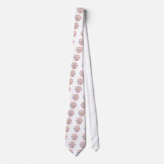 Cravates Terriers de Boston d'amour de paix