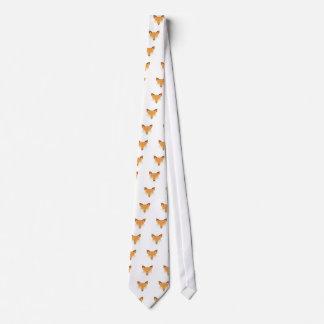 Cravates Tête de Fox comme symbole canadien national de