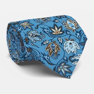 Cravates tropicales d'impression de batik de