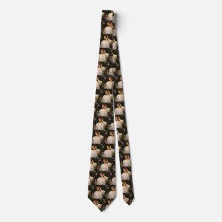 Cravates Vanité par le château d'eau, portrait victorien