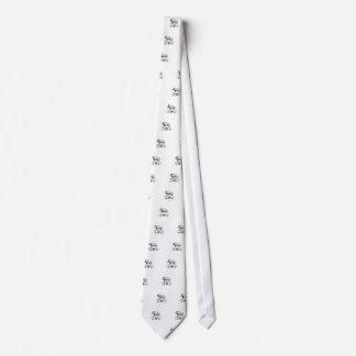 Cravates verrat sur un podium