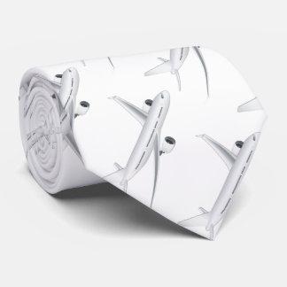 Cravates Vol d'Airbus