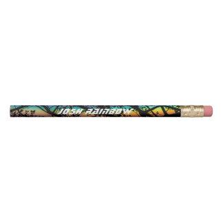 Crayon Arc-en-ciel coloré