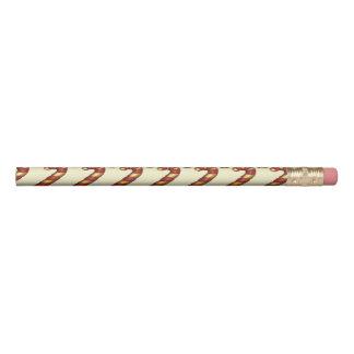 Crayon Cuisson de vacances de biscuit de Noël de torsion