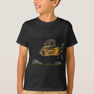 Crayon de vol t-shirt