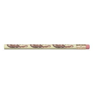 Crayon Wagon-restaurant de sauce au jus de champignon de