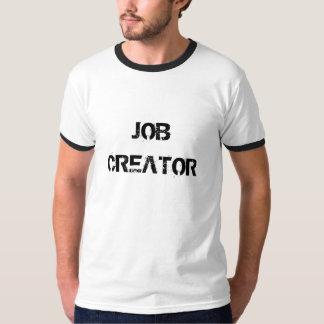 Créateur du travail t-shirt