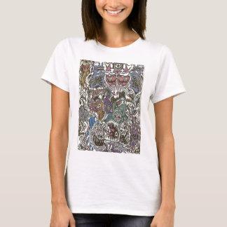 Créatures déplaisantes t-shirt