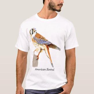 Crécerelle américaine t-shirt
