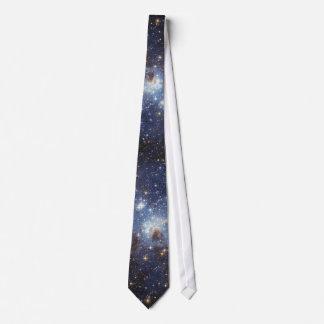 Crèche stellaire cravates