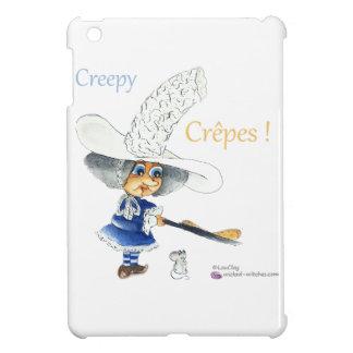 Creepy Crepes Wicked Witches Coque iPad Mini
