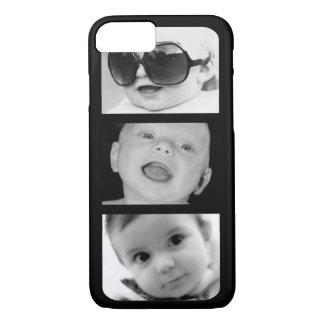 Créer-Votre-Propre 3 cas mince de l'iPhone 7 de Coque iPhone 7