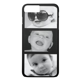 Créer-Votre-Propre 3 cas plus de l'iPhone 6 de Coque iPhone 7 Plus