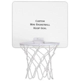 Créez le but d'intérieur de cercle de basket-ball mini-panier de basket