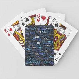créez le jeu de cartes de jeu avec votre propre