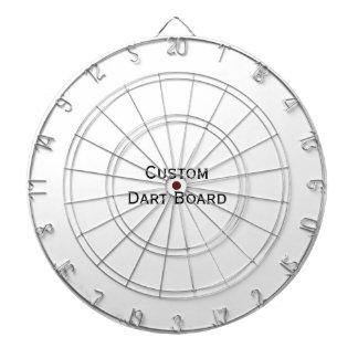 Créez le panneau de dard fait sur commande de jeu de fléchettes