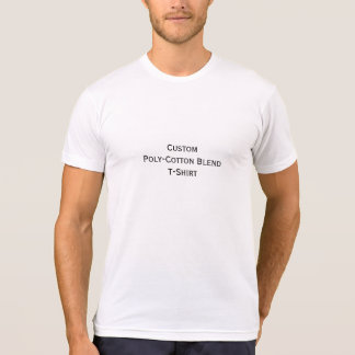 Créez le T-shirt adapté par mélange fait sur