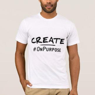 Créez le T-shirt américain de l'habillement des