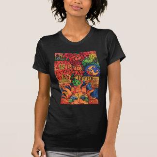 Créez le T-shirt d'art