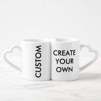 Créez les tasses de vos propres amants