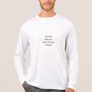Créez T-shirt sportif fait sur commande de la