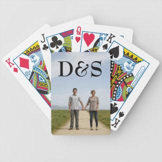 Créez vos propres cartes de jeu de photo de jeu de cartes