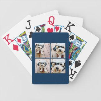 Créez vos propres images de la marine 4 de collage jeu de poker