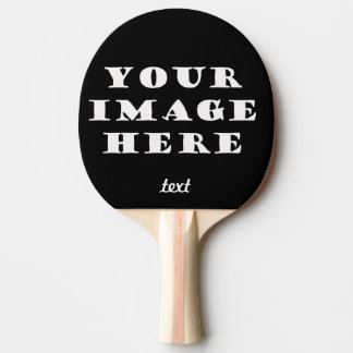 Créez vos propres raquette tennis de table
