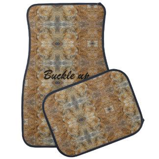 Créez vos propres tapis de plancher de voiture