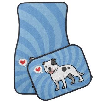Créez votre propre animal familier tapis de voiture