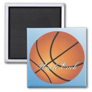 Créez votre propre basket-ball fait sur commande aimant