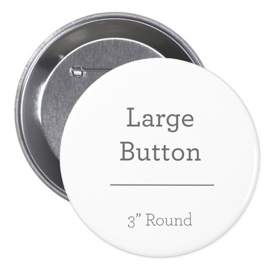 Grand, 7,6 cm Bouton rond