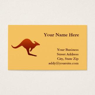 Créez votre propre carte de visite