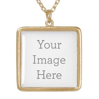 Créez votre propre collier de carré de finition