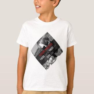 Créez votre propre diagonale de coutume t-shirt