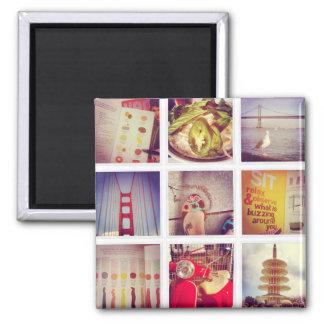 Créez votre propre Instagram aimant de carré de 2