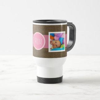 Créez votre propre jour de mère du cadeau | de mug de voyage