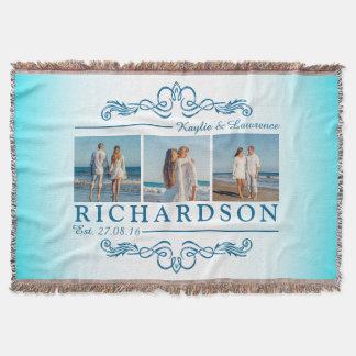 Créez votre propre monogramme de mariage de plage couverture