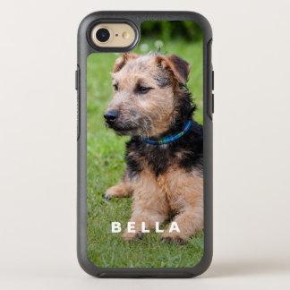 Créez votre propre photo d'animal familier avec le coque otterbox symmetry pour iPhone 7