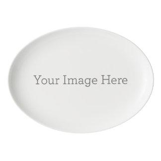 Créez votre propre plateau de coupé de porcelaine