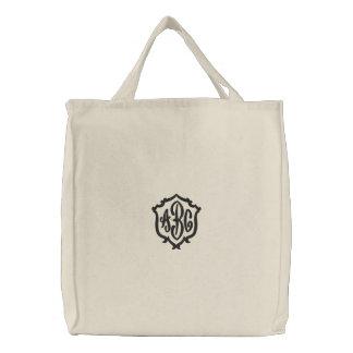 Créez votre propre sac brodé par monogramme