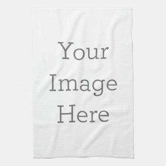 Créez votre propre serviette de cuisine