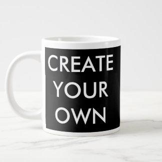 Créez votre propre tasse géante personnalisable