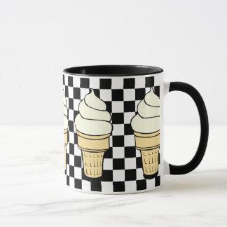 Crème glacée mug