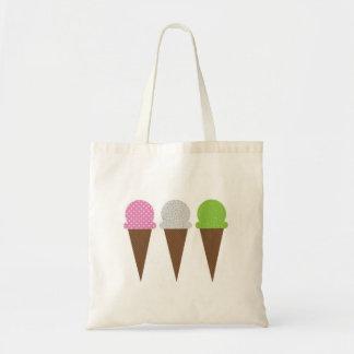 Crème glacée tellement fraîche Fourre-tout/cadeau Sacs Fourre-tout