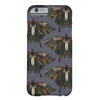 crépuscule de papillon de machaon coque iPhone 6 barely there