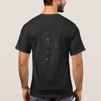 Crépuscule de T-shirt de Dreamcatcher de rêves